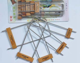 5Pcs/set, Knitting tools flower fork knitted device , knitting looms