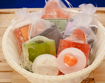 Soap Gift Basket - Pick and choose!