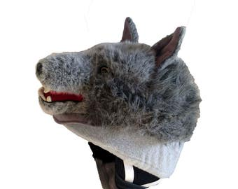 WOLF Helmet Cover