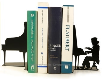 Beethoven bookends