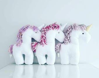 Custom/Personnalised Unicorn, Unicorn