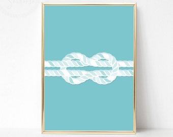Nautical Baby Shower, Nursery Printable, Nautical Nursery Decor, Nautical Digital Print, Nautical Nursery, Printable Nautical Wall Art