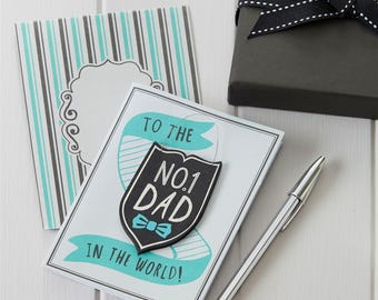Father's Day Card - Dad Card - Card For Father's Day - Father's Day
