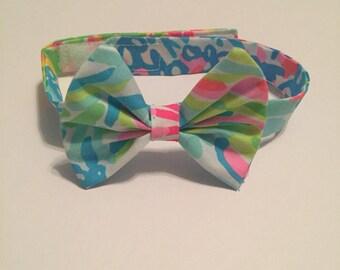 Boy Bow tie // Kids Bow tie // Baby Bow tie // Lilly Pulitzer Bow tie