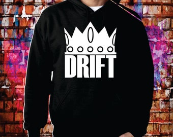 Drift King race cars Hoodie