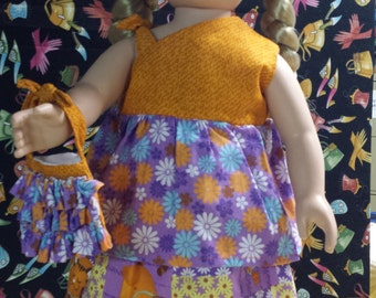 18'American Girl Type doll clothing
