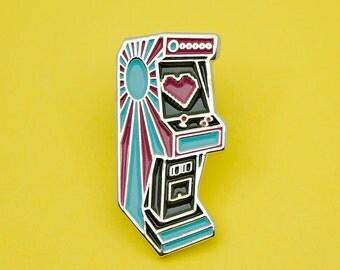 enamel pin badge making machine