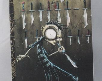 Johnny the Homicidal Maniac Notebook