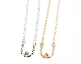 BREAST Friend Necklaces (Gold and Silver)