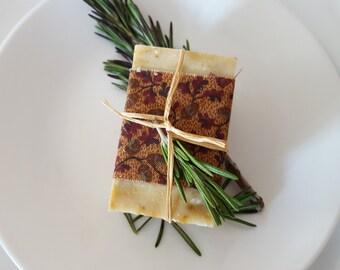 Awapuhi Seaberry & Rosemary Soap