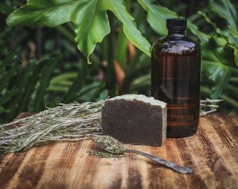 Invigorating Peppermint   Soap