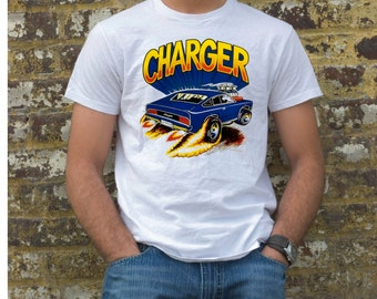 Charger valiant t-shirt