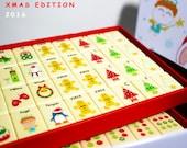 Holiday mahjong set (2016 limited edition)