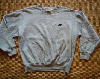Sale !!! Sale !!! Sale !!! Rare!! Nike sweatshirt jumper small logo