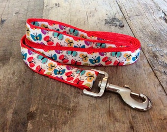 "Butterfly dog leash (1"")"