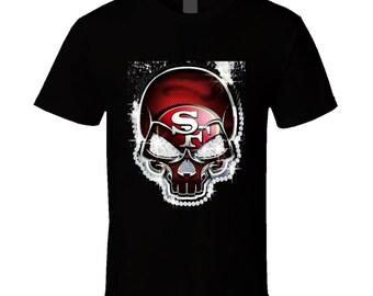 Sf Skull T Shirt