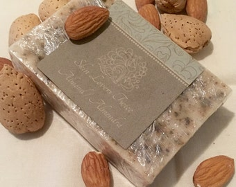Almond Natural Soaps