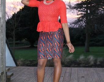 Liza Pencil Dress
