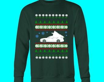 Infiniti G35 Ugly Christmas Sweater sweatshirt nissan holidays jdm