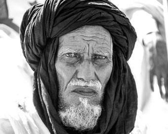 Saharaui Face