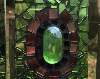 Glass Mosaic Tile, 32