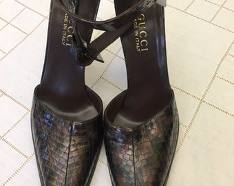 Gucci Made in Italy shoes