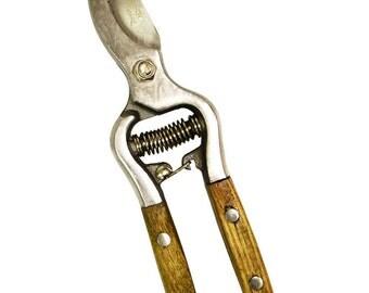 Vintage Look Pruning Shear Hand Pruner Garden Tools Outdoor Tools
