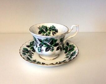 Royal Albert Tea Cup and Saucer - Grasmere