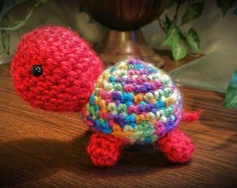Amigurumi Turtle 3 inch
