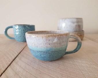 Coastal teacup