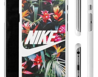 Nike Floral iPhone Case