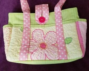 Beautiful Baby Girl Diaper Bag