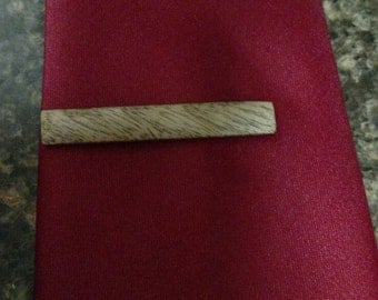 Myrtle Wood Tie Bar