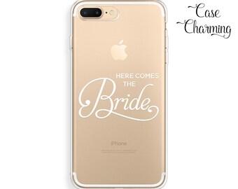 BRIDE Phone Case, iPhone 7 Case, iPhone 8 Plus Case, iPhone X Case, iPhone 6s Case, iPhone 6 Plus Case, iPhone 7 Plus Case, iPhone SE Case