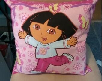 Dora the Explorer Pillow