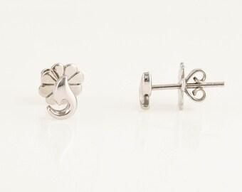 Flame Earrings Single Flicker