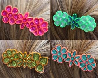 Laser Cut Hair Clip