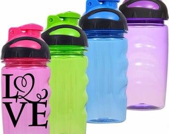 Love - Kids Water Bottle