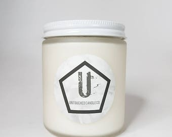 Brewed Jasmine Soy Candle
