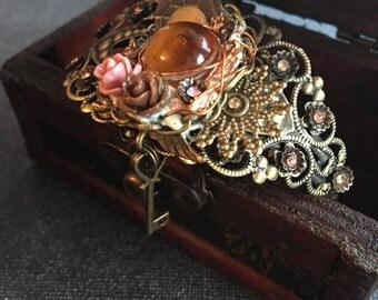 NOBLESSE OBLIGE braciale steampunk bracelet
