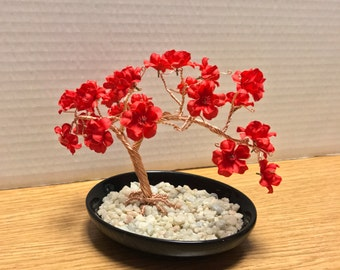 Small Wire Tree Sculpture