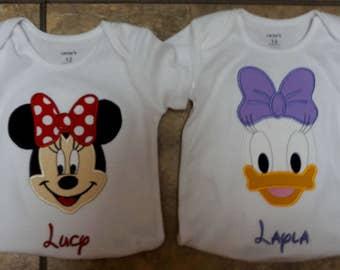 Twin Birthday shirts