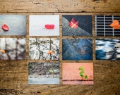 "Postcards set ""Singularities"", 10 different pictures"