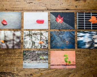 "Postcards set ""Singularities"", 10 different pictures"