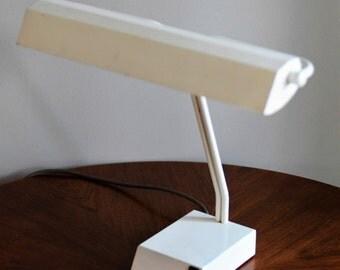 Linelux linolite desk lamp vintage industrial