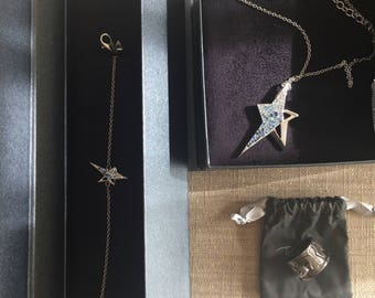 Thierry Mugler jewelry set