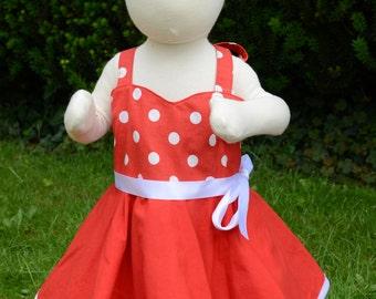 Flower girl children petticoat dress size 68/74/80