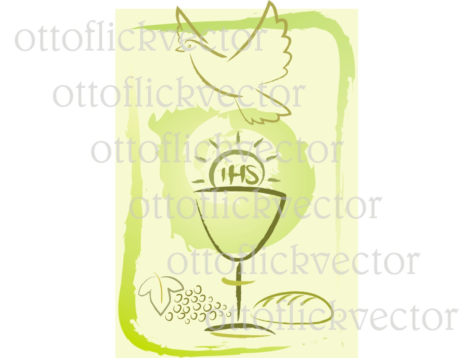 Holy communion symbols vector clipart eps ai cdr png jpg this is a digital file biocorpaavc