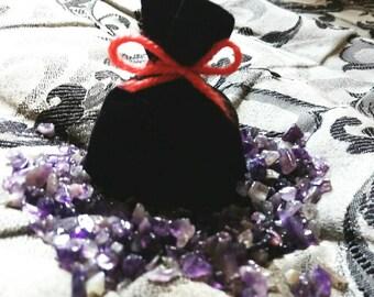 Custom reiki charged crystals