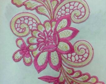Aplique Flowers